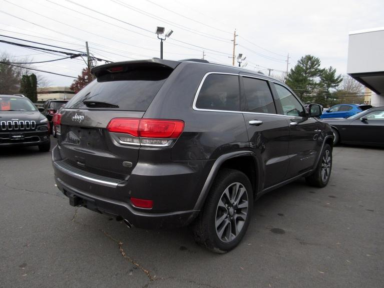 Used 2017 Jeep Grand Cherokee Overland for sale $33,995 at Victory Lotus in Princeton NJ 08540 7