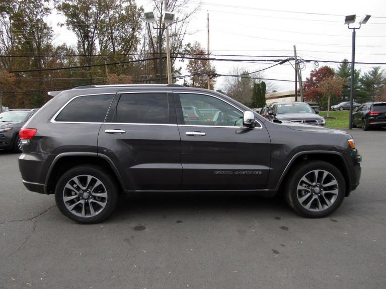 Used 2017 Jeep Grand Cherokee Overland for sale $33,995 at Victory Lotus in Princeton NJ 08540 8