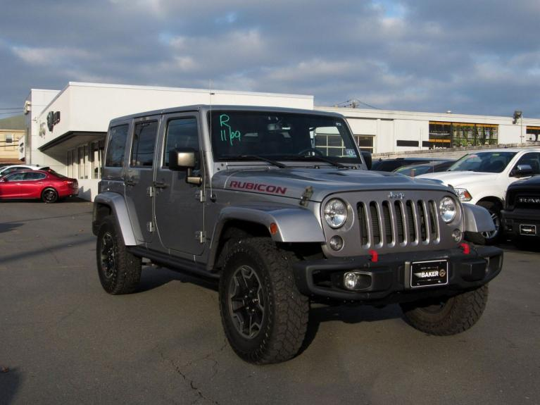 Used 2015 Jeep Wrangler Unlimited Rubicon Hard Rock for sale Sold at Victory Lotus in Princeton NJ 08540 3