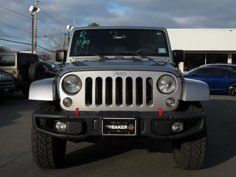 Used 2015 Jeep Wrangler Unlimited Rubicon Hard Rock for sale Sold at Victory Lotus in Princeton NJ 08540 4