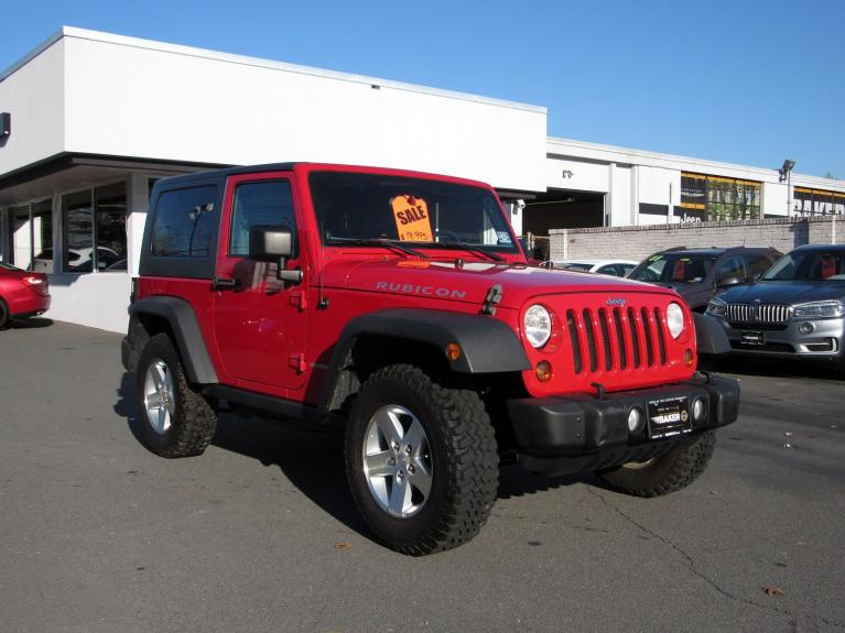 Used 2010 Jeep Wrangler Rubicon for sale Sold at Victory Lotus in Princeton NJ 08540 2