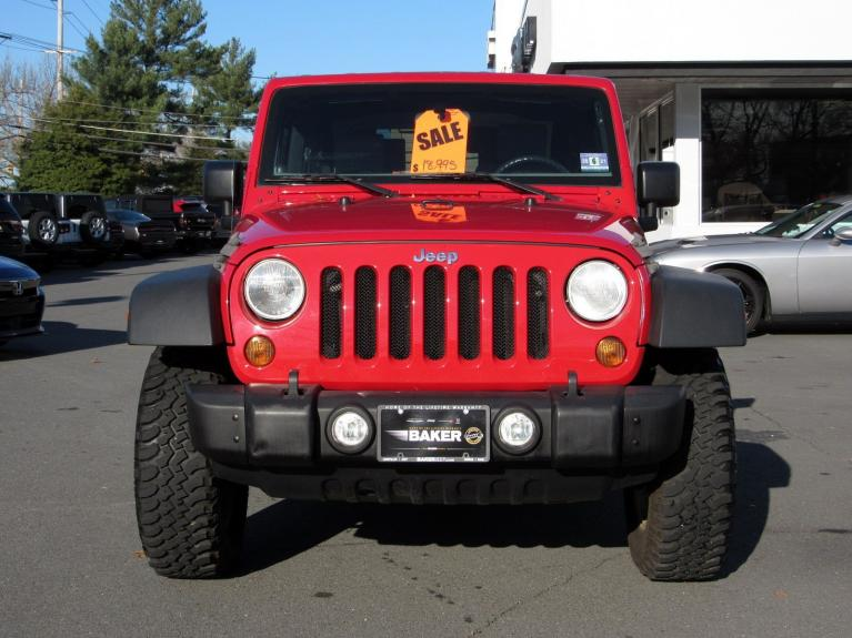 Used 2010 Jeep Wrangler Rubicon for sale Sold at Victory Lotus in Princeton NJ 08540 3