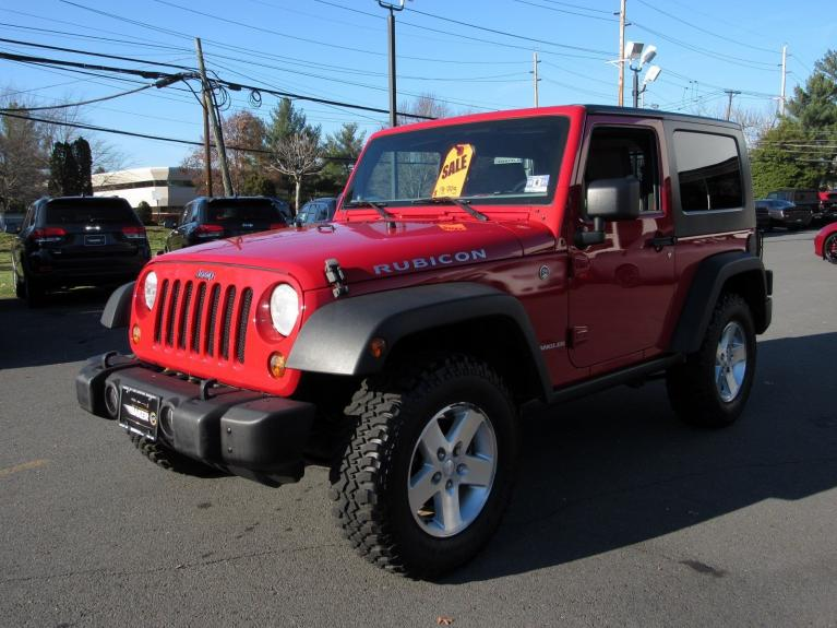 Used 2010 Jeep Wrangler Rubicon for sale Sold at Victory Lotus in Princeton NJ 08540 4