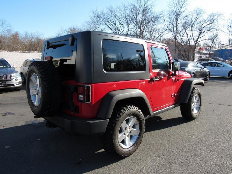 Used 2010 Jeep Wrangler Rubicon for sale Sold at Victory Lotus in Princeton NJ 08540 6