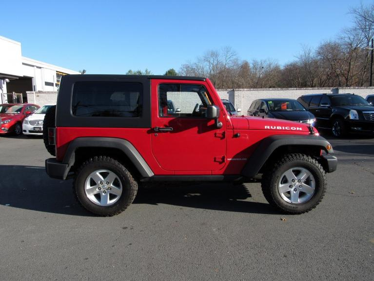 Used 2010 Jeep Wrangler Rubicon for sale Sold at Victory Lotus in Princeton NJ 08540 7