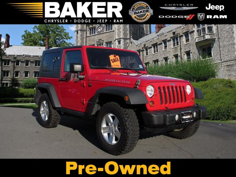 Used 2010 Jeep Wrangler Rubicon for sale Sold at Victory Lotus in Princeton NJ 08540 1