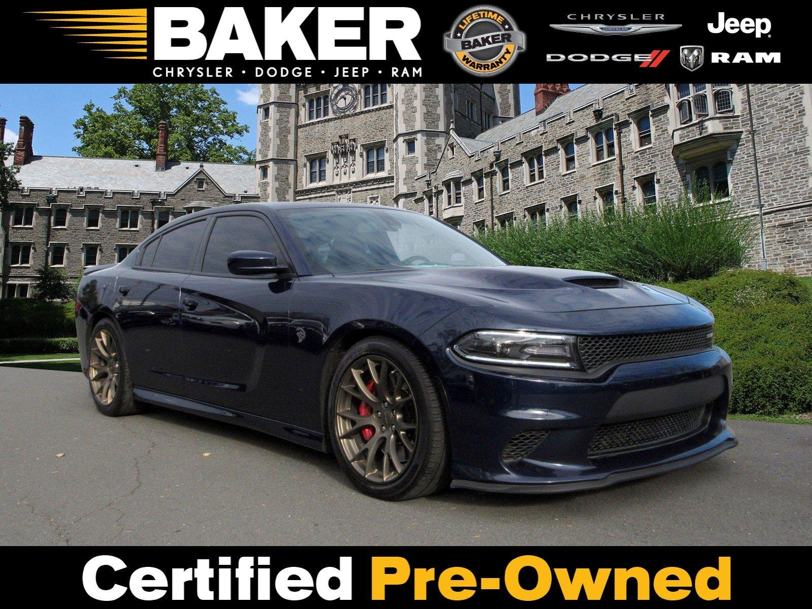 Used 2017 Dodge Charger SRT Hellcat for sale Sold at Victory Lotus in Princeton NJ 08540 1