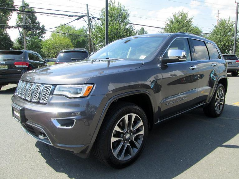 Used 2017 Jeep Grand Cherokee Overland for sale Sold at Victory Lotus in Princeton NJ 08540 4