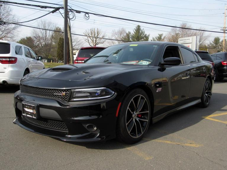 Used 2017 Dodge Charger R/T Scat Pack for sale Sold at Victory Lotus in Princeton NJ 08540 4