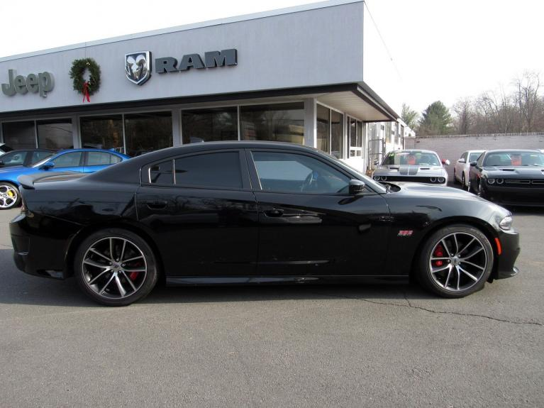 Used 2017 Dodge Charger R/T Scat Pack for sale Sold at Victory Lotus in Princeton NJ 08540 8