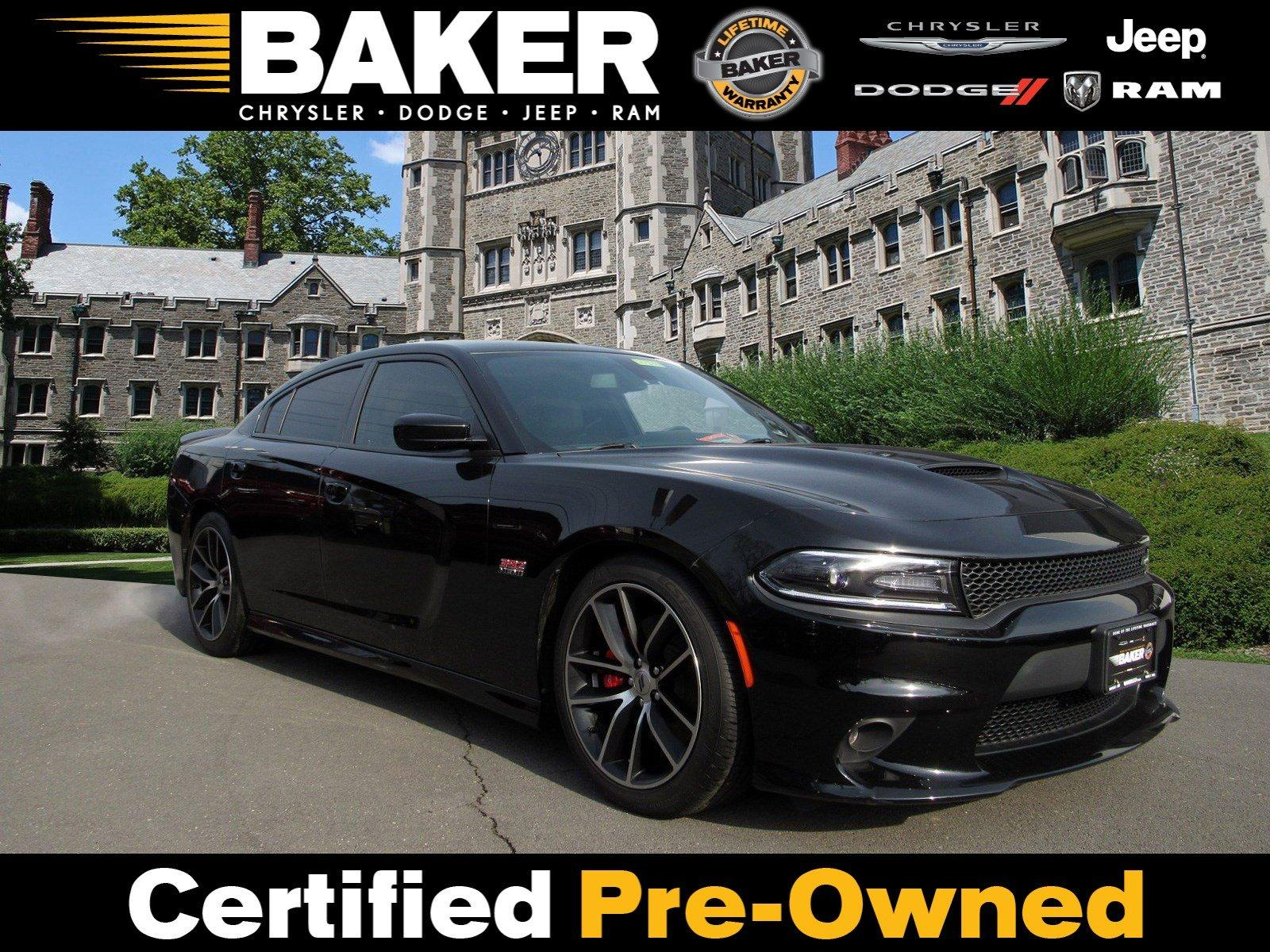 Used 2017 Dodge Charger R/T Scat Pack for sale Sold at Victory Lotus in Princeton NJ 08540 1
