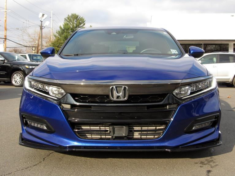 Used 2018 Honda Accord Sedan Sport 1.5T for sale Sold at Victory Lotus in Princeton NJ 08540 4