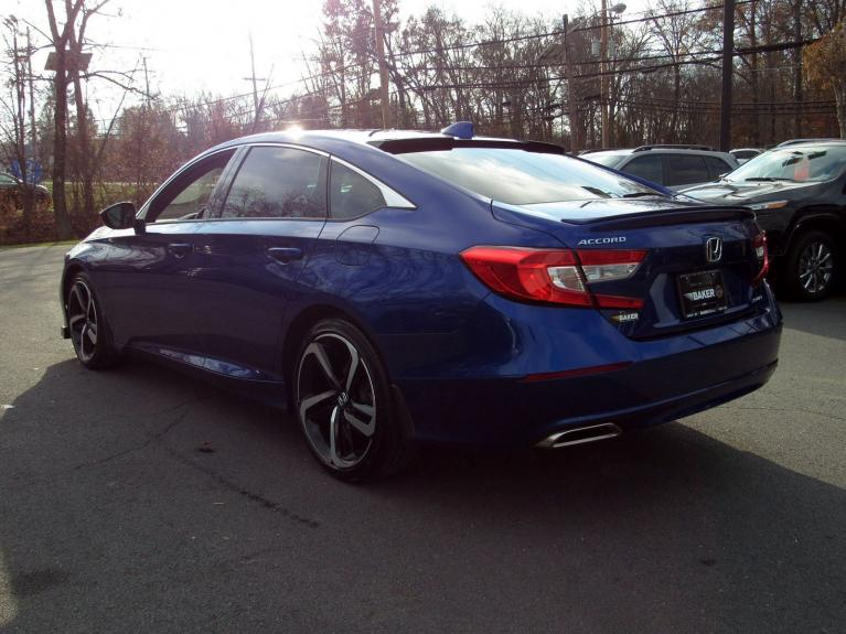 Used 2018 Honda Accord Sedan Sport 1.5T for sale Sold at Victory Lotus in Princeton NJ 08540 6