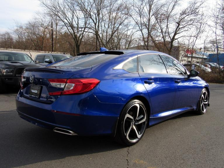 Used 2018 Honda Accord Sedan Sport 1.5T for sale Sold at Victory Lotus in Princeton NJ 08540 8