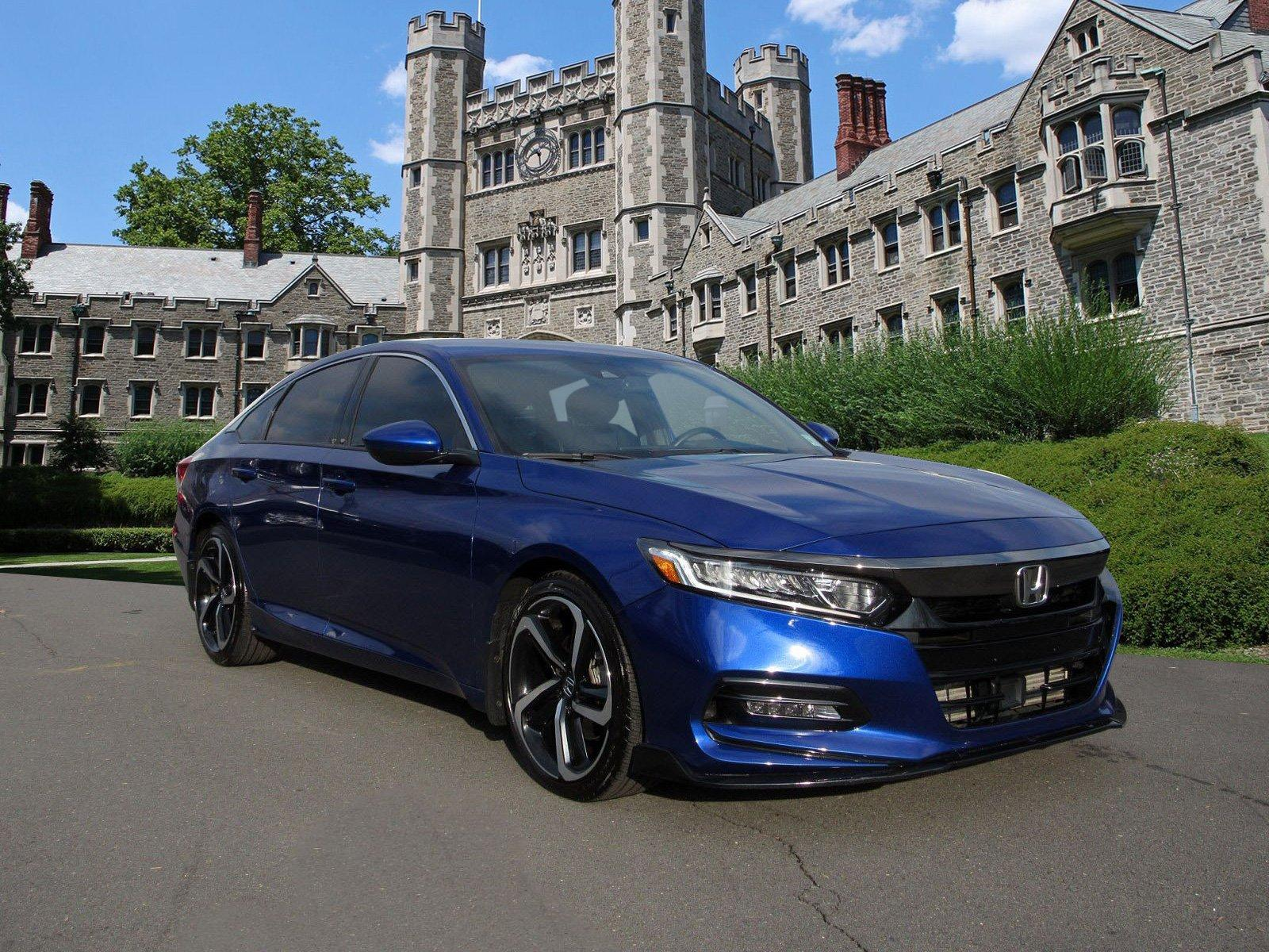 Used 2018 Honda Accord Sedan Sport 1.5T for sale Sold at Victory Lotus in Princeton NJ 08540 1