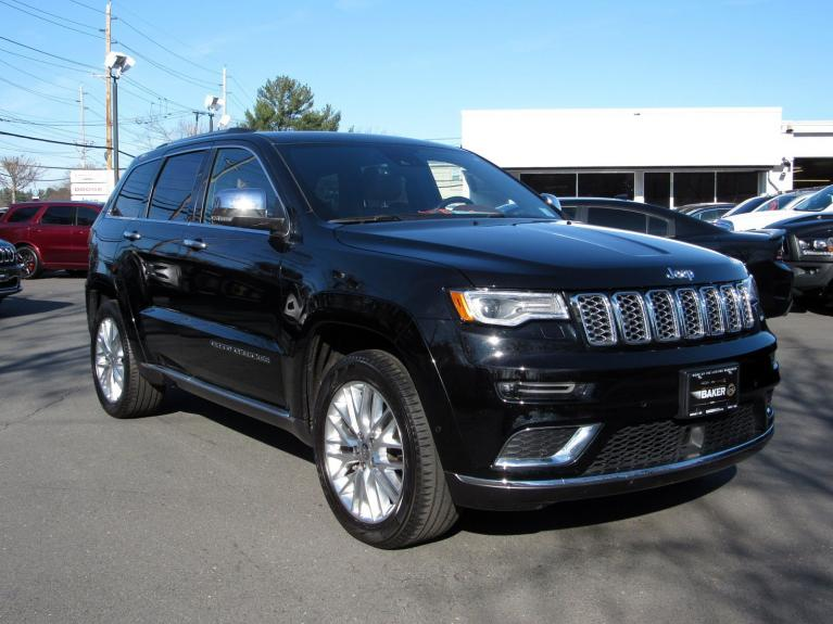 Used 2017 Jeep Grand Cherokee Summit for sale Sold at Victory Lotus in Princeton NJ 08540 2