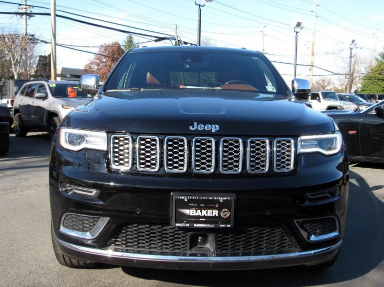 Used 2017 Jeep Grand Cherokee Summit for sale Sold at Victory Lotus in Princeton NJ 08540 3