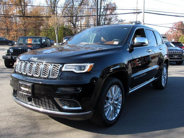 Used 2017 Jeep Grand Cherokee Summit for sale Sold at Victory Lotus in Princeton NJ 08540 4
