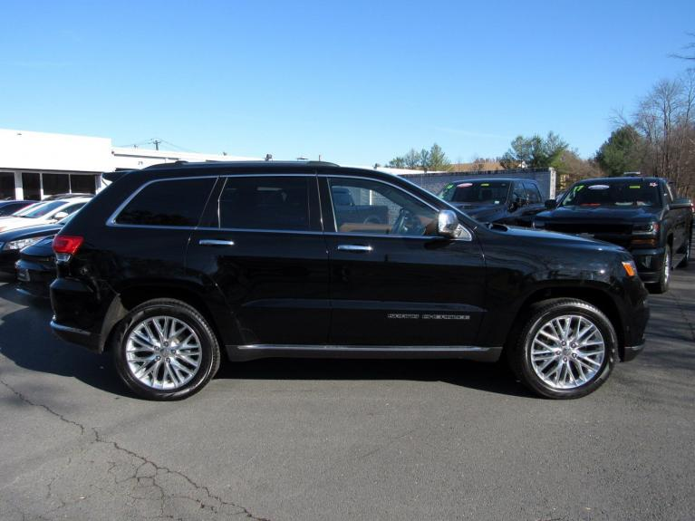 Used 2017 Jeep Grand Cherokee Summit for sale Sold at Victory Lotus in Princeton NJ 08540 8