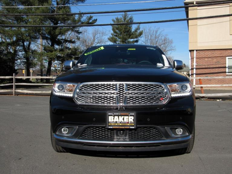 Used 2018 Dodge Durango Citadel Anodized Platinum for sale Sold at Victory Lotus in Princeton NJ 08540 3