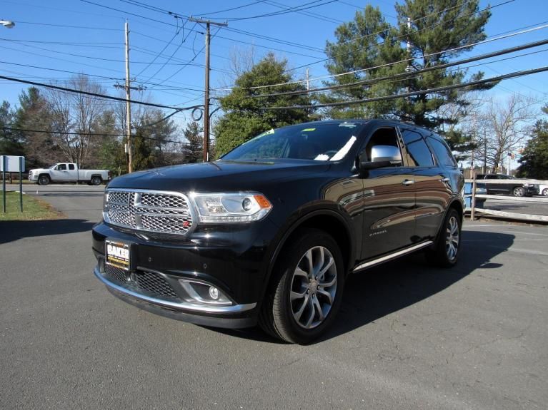 Used 2018 Dodge Durango Citadel Anodized Platinum for sale $46,995 at Victory Lotus in Princeton NJ 08540 4