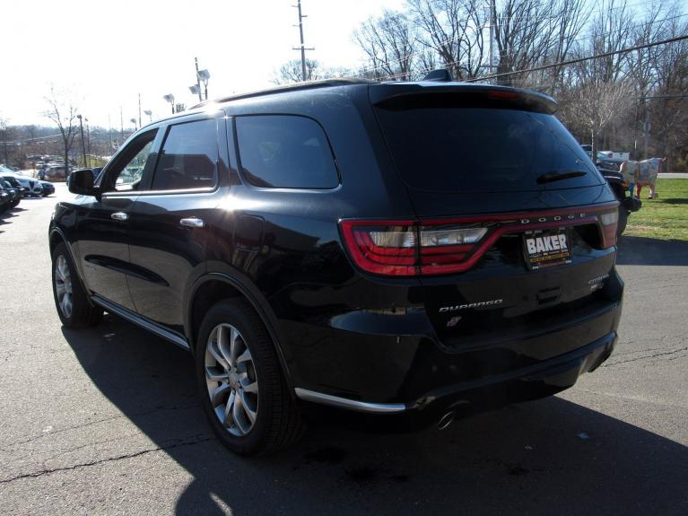 Used 2018 Dodge Durango Citadel Anodized Platinum for sale $46,995 at Victory Lotus in Princeton NJ 08540 5