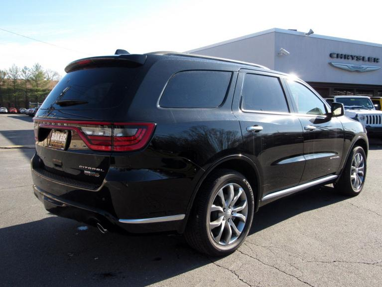 Used 2018 Dodge Durango Citadel Anodized Platinum for sale $46,995 at Victory Lotus in Princeton NJ 08540 7