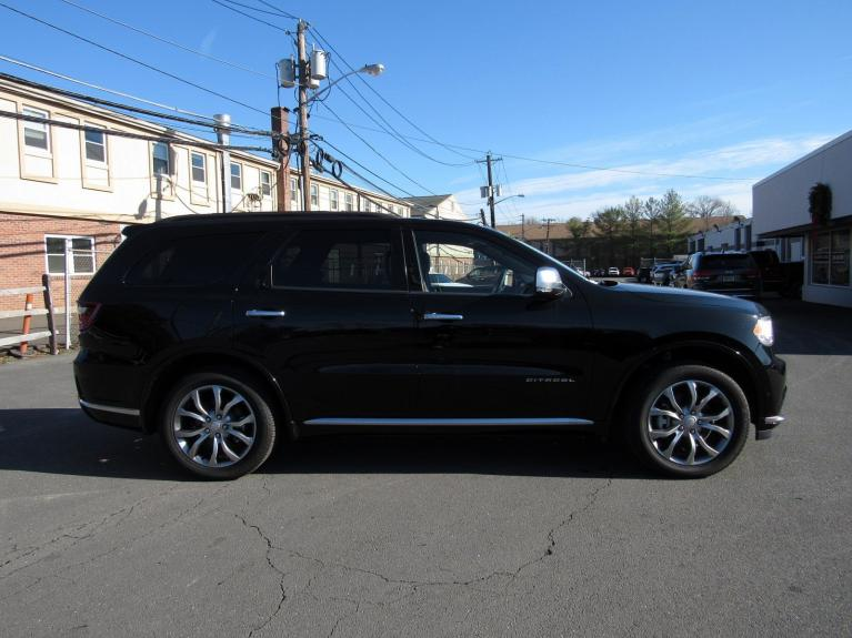 Used 2018 Dodge Durango Citadel Anodized Platinum for sale $46,995 at Victory Lotus in Princeton NJ 08540 8