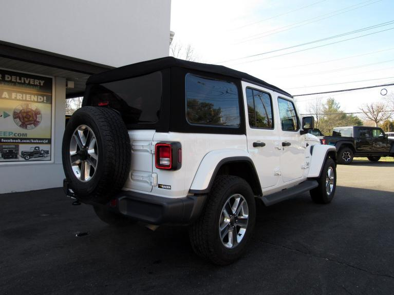 Used 2018 Jeep Wrangler Unlimited Sahara for sale $38,995 at Victory Lotus in Princeton NJ 08540 7
