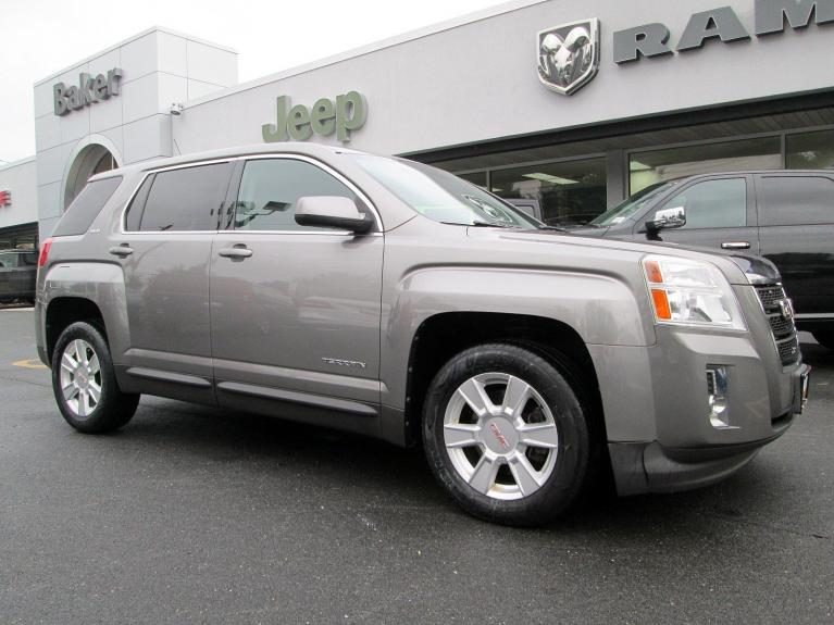 Used 2012 GMC Terrain SLE-1 for sale Sold at Victory Lotus in Princeton NJ 08540 2