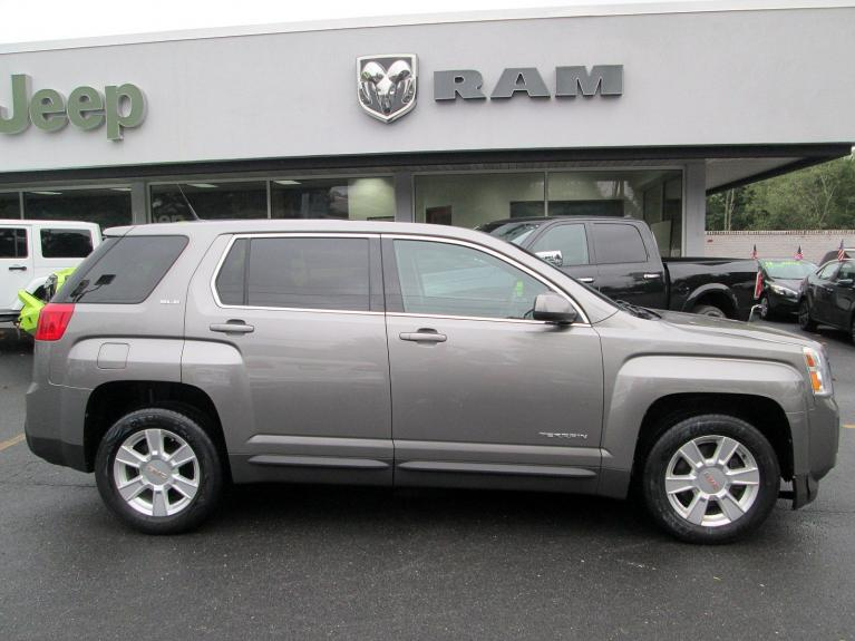 Used 2012 GMC Terrain SLE-1 for sale Sold at Victory Lotus in Princeton NJ 08540 7