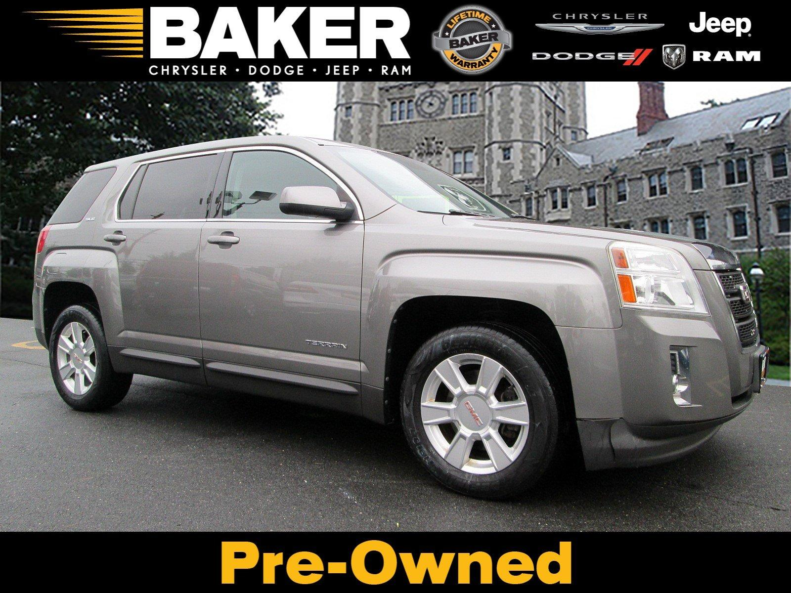 Used 2012 GMC Terrain SLE-1 for sale Sold at Victory Lotus in Princeton NJ 08540 1