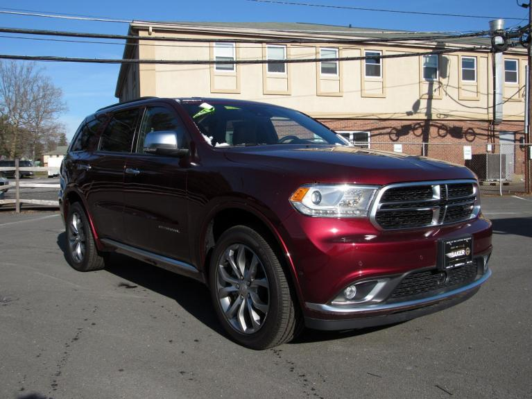 Used 2018 Dodge Durango Citadel Anodized Platinum for sale Sold at Victory Lotus in Princeton NJ 08540 2