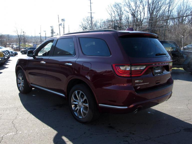 Used 2018 Dodge Durango Citadel Anodized Platinum for sale Sold at Victory Lotus in Princeton NJ 08540 5