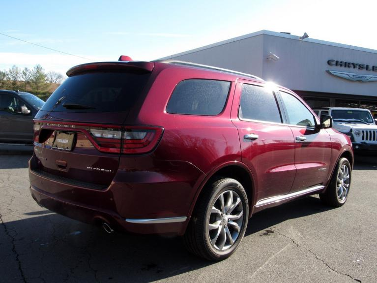 Used 2018 Dodge Durango Citadel Anodized Platinum for sale Sold at Victory Lotus in Princeton NJ 08540 7