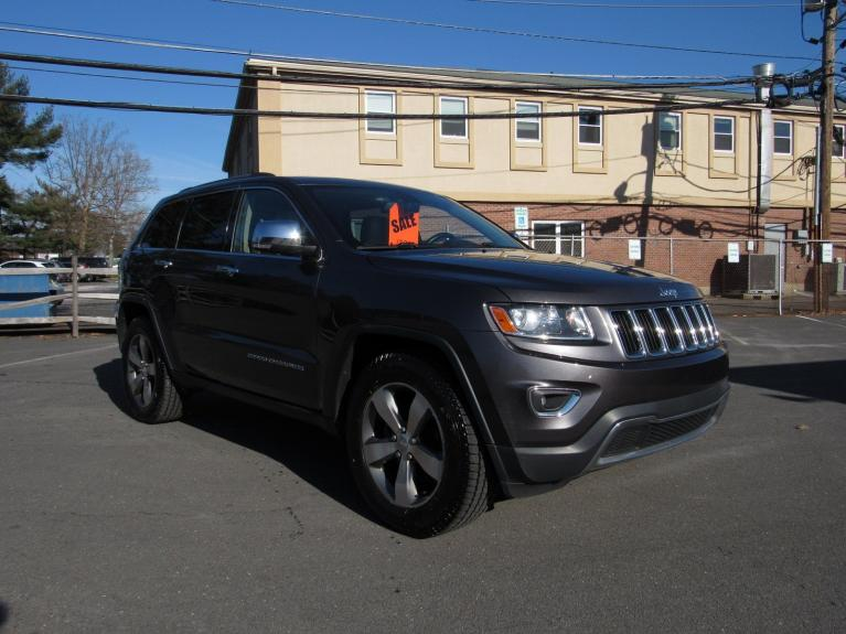 Used 2014 Jeep Grand Cherokee Limited for sale $17,995 at Victory Lotus in Princeton NJ 08540 2