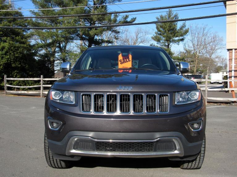 Used 2014 Jeep Grand Cherokee Limited for sale $17,995 at Victory Lotus in Princeton NJ 08540 3