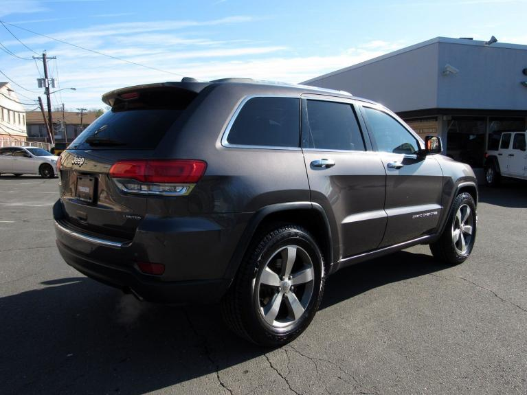 Used 2014 Jeep Grand Cherokee Limited for sale $17,995 at Victory Lotus in Princeton NJ 08540 7