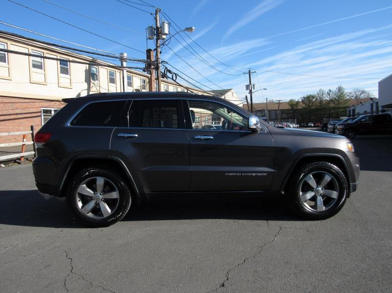 Used 2014 Jeep Grand Cherokee Limited for sale $17,995 at Victory Lotus in Princeton NJ 08540 8