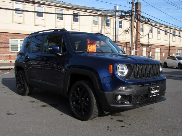 Used 2018 Jeep Renegade Altitude for sale Sold at Victory Lotus in Princeton NJ 08540 2