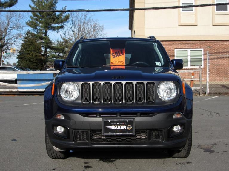 Used 2018 Jeep Renegade Altitude for sale Sold at Victory Lotus in Princeton NJ 08540 3