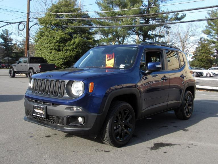 Used 2018 Jeep Renegade Altitude for sale Sold at Victory Lotus in Princeton NJ 08540 4