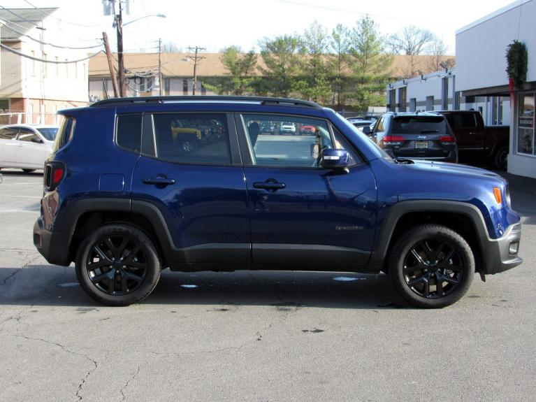 Used 2018 Jeep Renegade Altitude for sale Sold at Victory Lotus in Princeton NJ 08540 8
