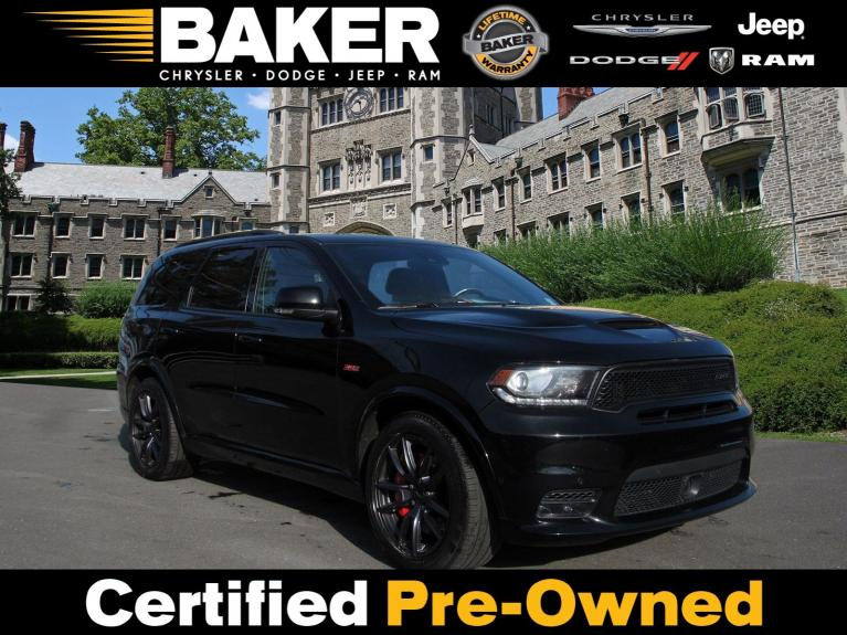 Used 2018 Dodge Durango SRT for sale Sold at Victory Lotus in Princeton NJ 08540 1