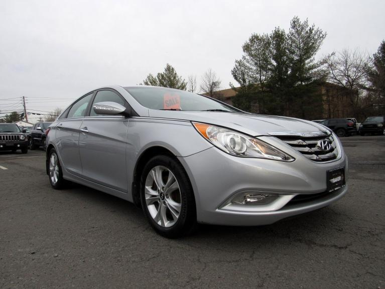 Used 2013 Hyundai Sonata Limited PZEV for sale Sold at Victory Lotus in Princeton NJ 08540 2
