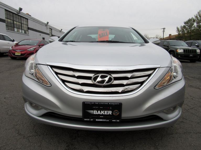 Used 2013 Hyundai Sonata Limited PZEV for sale Sold at Victory Lotus in Princeton NJ 08540 3