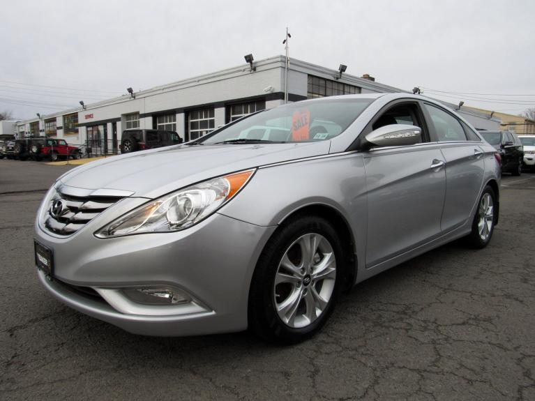 Used 2013 Hyundai Sonata Limited PZEV for sale Sold at Victory Lotus in Princeton NJ 08540 4