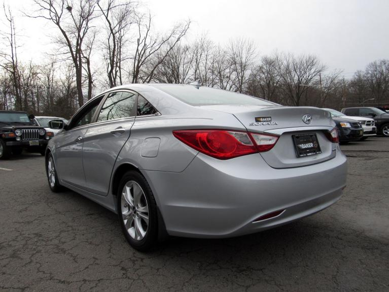Used 2013 Hyundai Sonata Limited PZEV for sale Sold at Victory Lotus in Princeton NJ 08540 5
