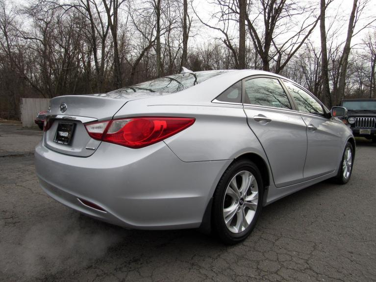 Used 2013 Hyundai Sonata Limited PZEV for sale Sold at Victory Lotus in Princeton NJ 08540 7