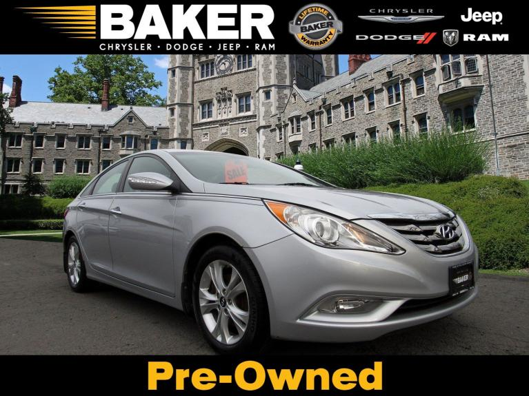 Used 2013 Hyundai Sonata Limited PZEV for sale Sold at Victory Lotus in Princeton NJ 08540 1